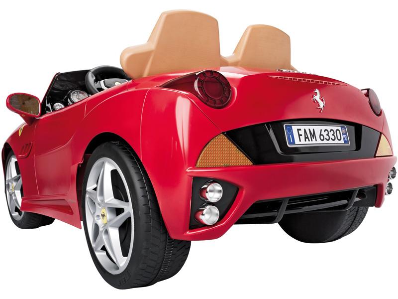 Feber Ferrari California 12v Car