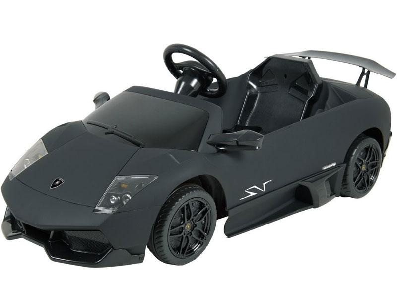 Lamborghini Murcielago 12v Flat Black