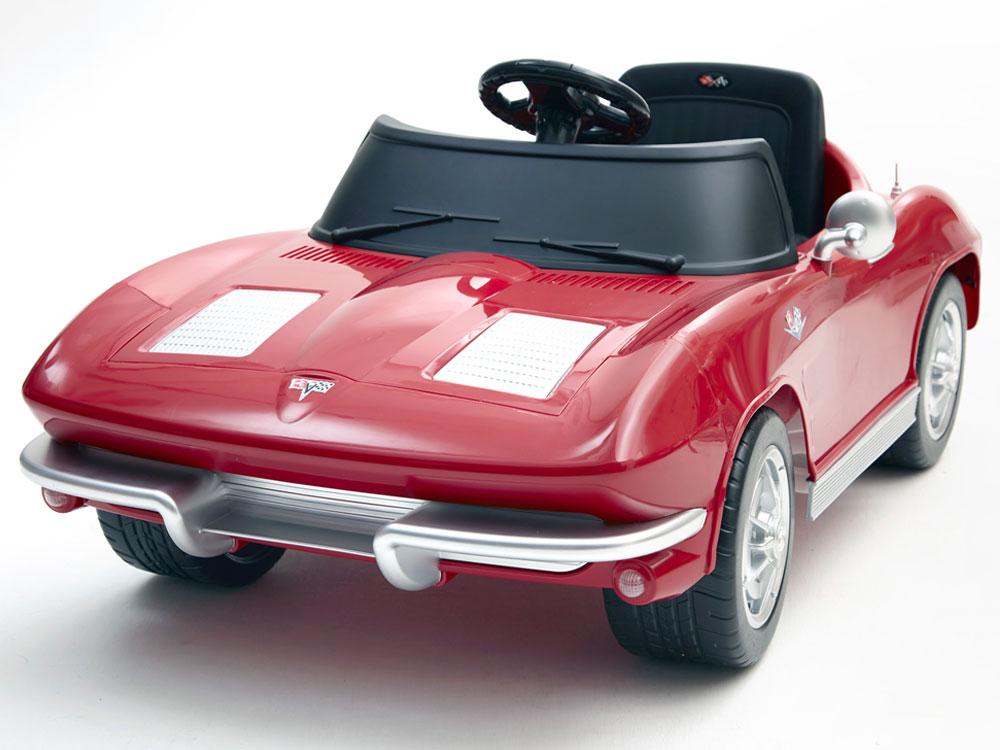 55ae19ca33d Corvette Stingray 12v Red