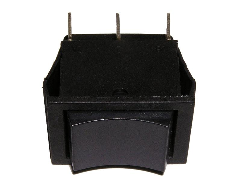 Rocker Switch  6 Prong  3 Position
