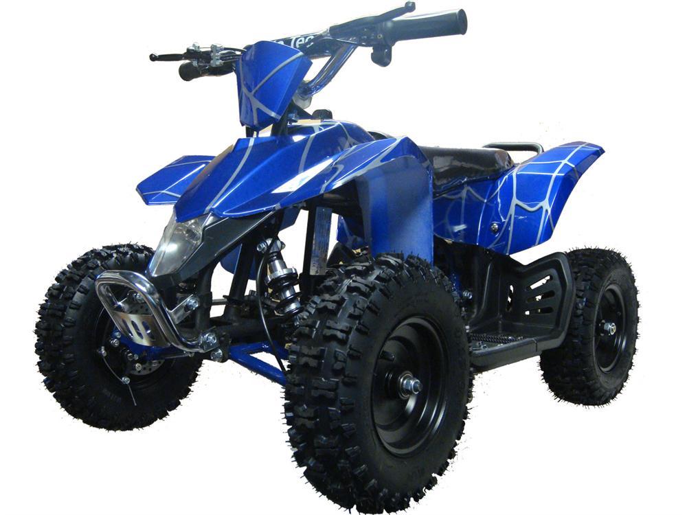 Mototec 24v Kids Atv V3 Blue