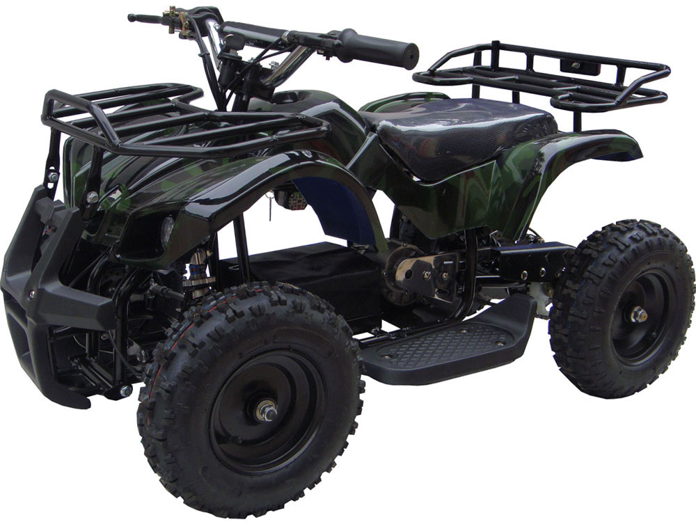Talon Kids Electric ATV | 2-Speed with Reverse Real Tires (Age 6+)