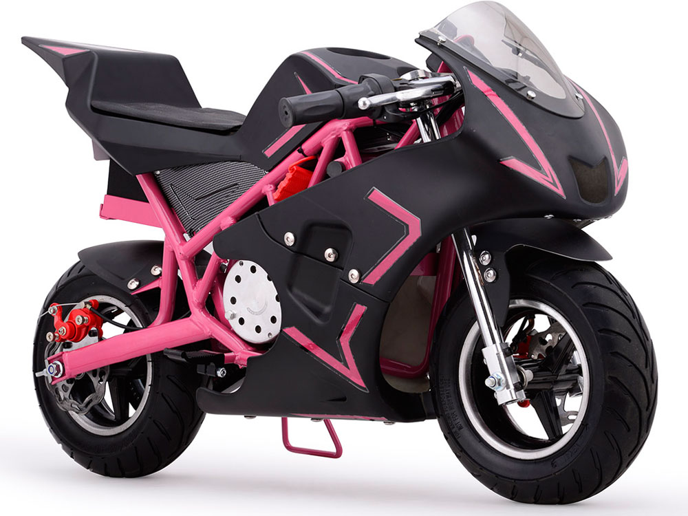 Cali Electric Pocket Bike 36v Pink