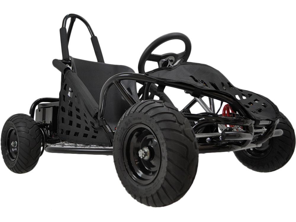 Mototec Off Road Go Kart 48v 1000w Black
