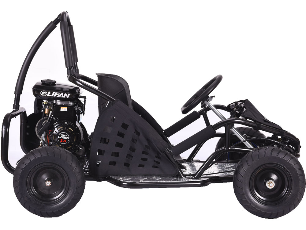 Mototec Off Road Go Kart 79cc Black