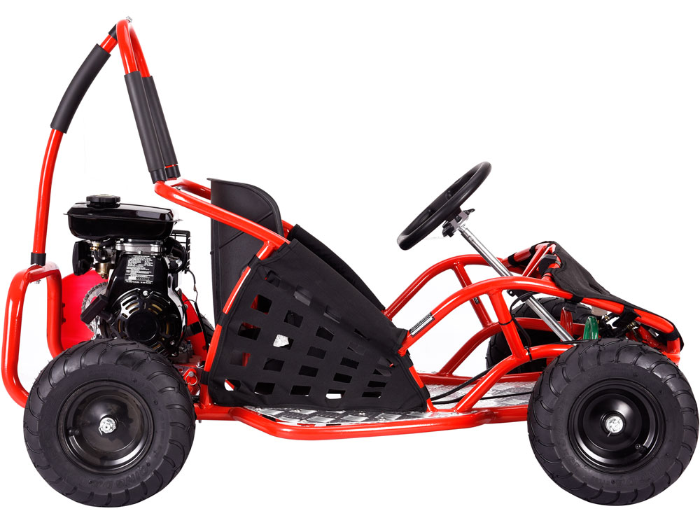 Off Road Go Kart 79cc Red