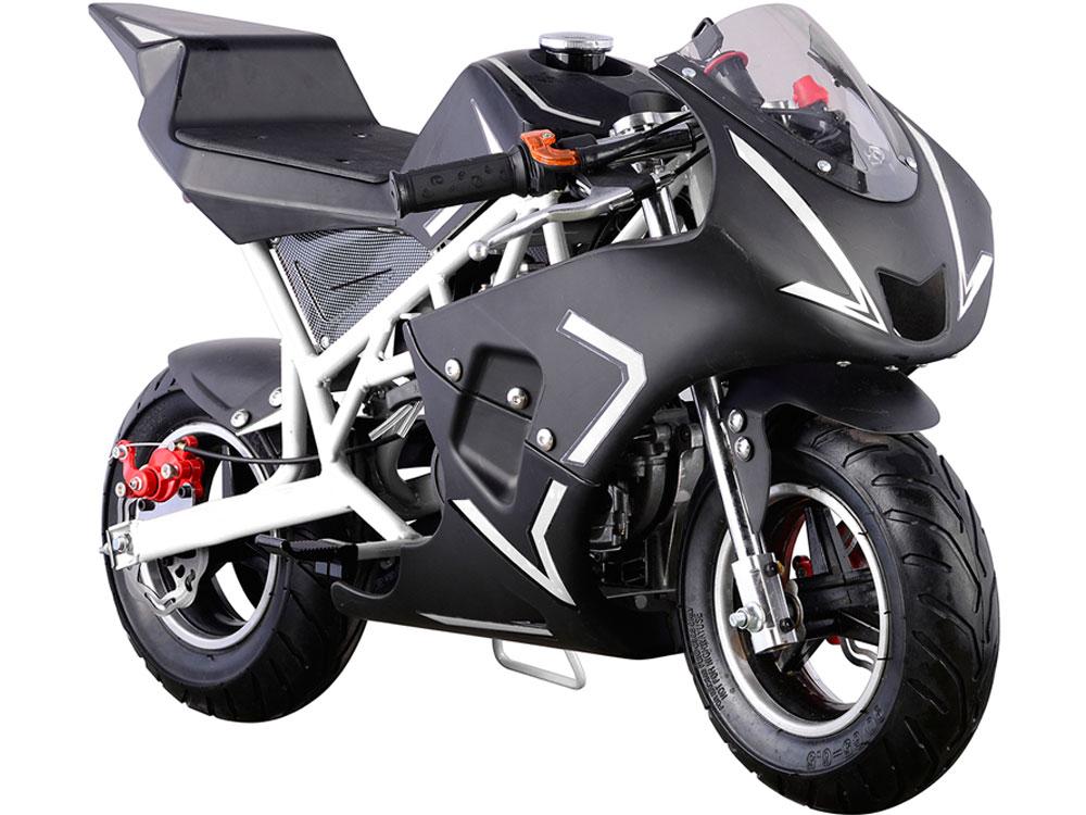 Mtgpcali White on Yamaha 125cc Pit Bike Engine