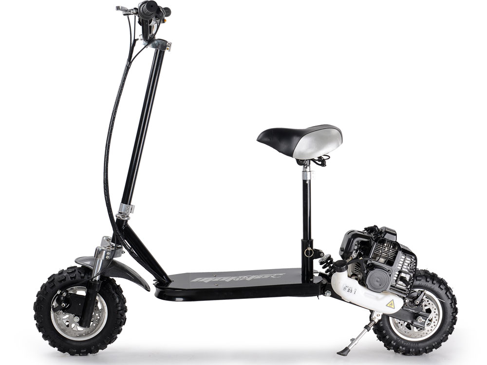 mototec 3 speed 49cc gas scooter. Black Bedroom Furniture Sets. Home Design Ideas