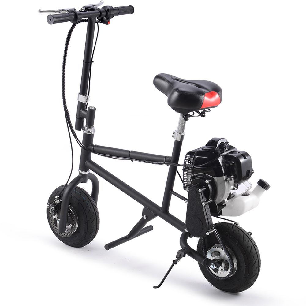 Mototec 49cc Gas Mini Bike Black