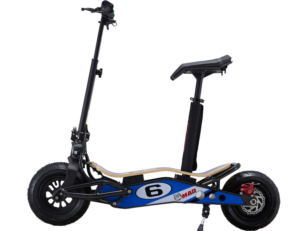 Mototec Minimad 800w 36v Lithium Electric Scooter