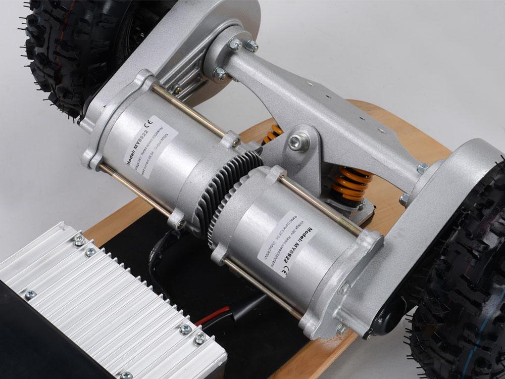 Watt Dual Motor Electric Skateboard