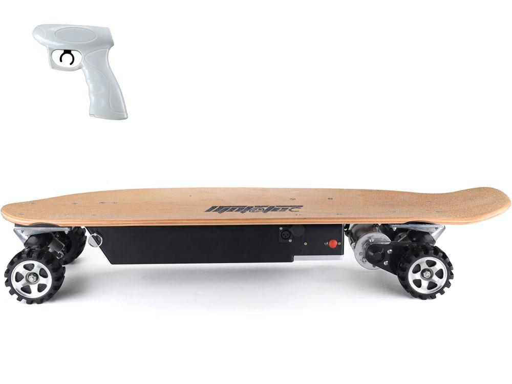 Mototec w street electric skateboard