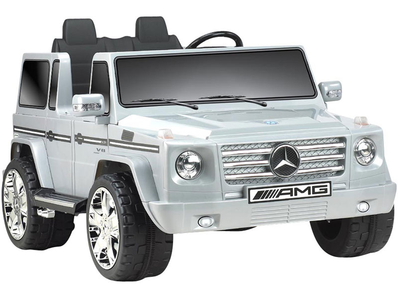 npl mercedes benz g55 12v truck extreme scooters