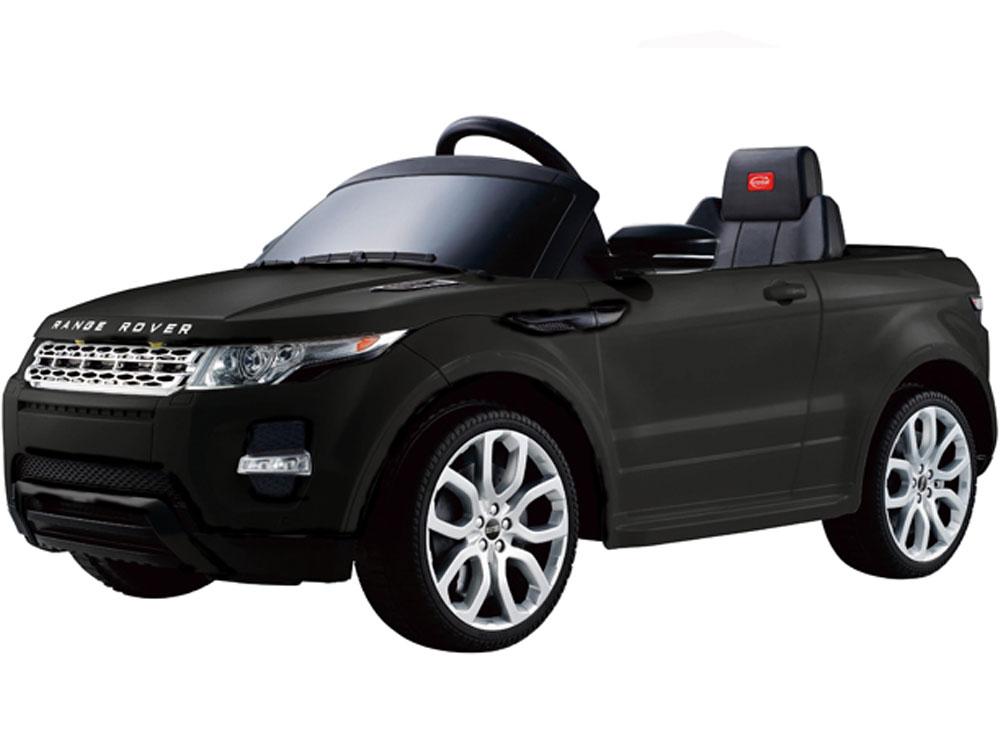 Rastar Land Rover Evoque 12v Black Remote Controlled