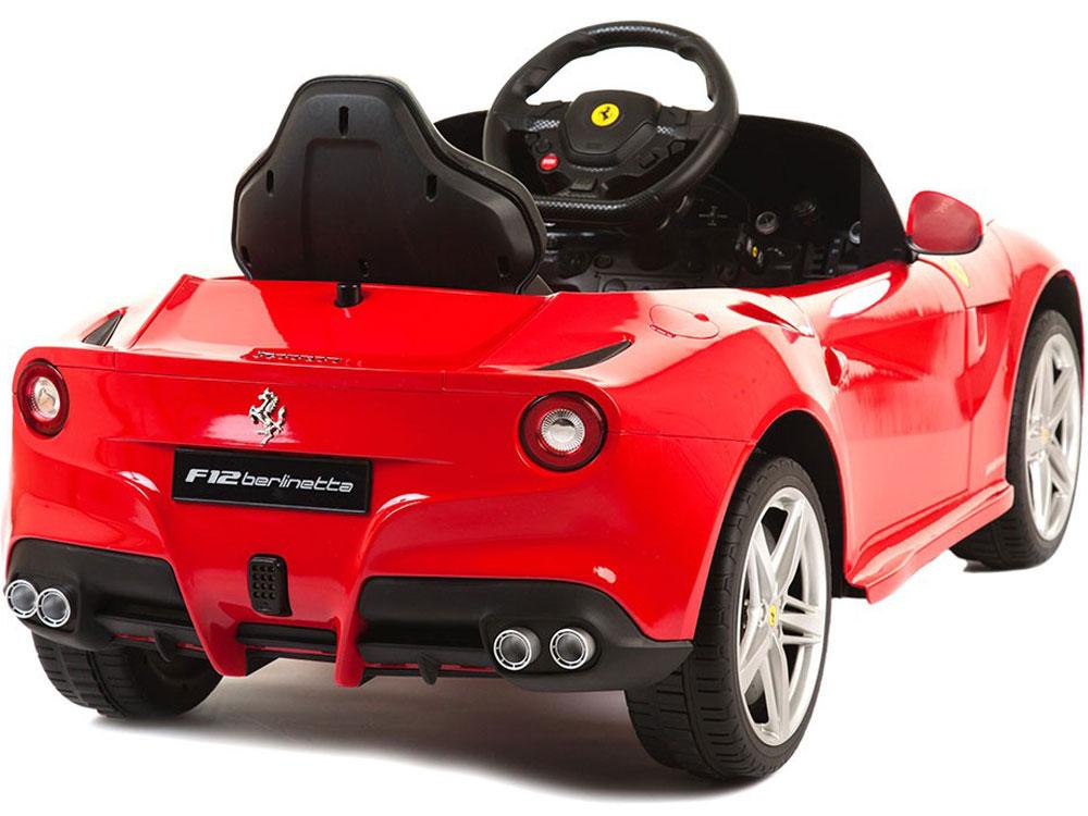 Rastar Ferrari F12 12v Red Remote Controlled