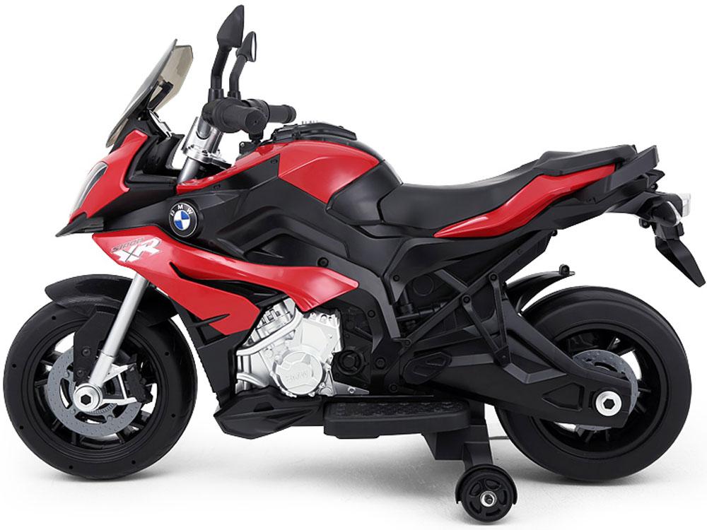 Rastar Bmw S1000xr 12v Motorcycle Red