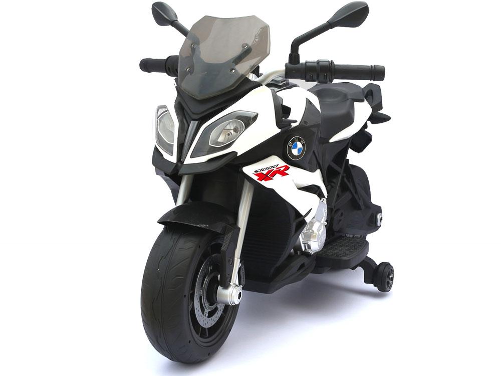Rastar Bmw S1000xr 12v Motorcycle White