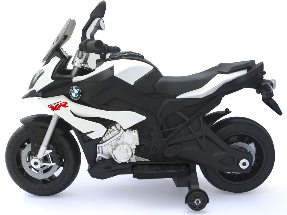 Power Wheels For Big Kids >> Rastar BMW S1000XR 12v Motorcycle White