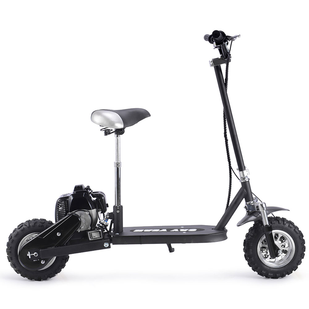 49cc Gas Scooter Parts Wiring Diagram Electric Scooters For Sale Say Yeah Black 1000x1000
