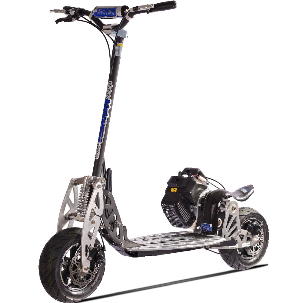 uberscoot rx 50cc scooter by evo powerboards. Black Bedroom Furniture Sets. Home Design Ideas