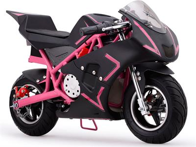 Cali Electric Pocket Bike 36v Pink
