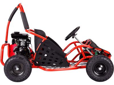 Off Road Go Kart 79cc Red