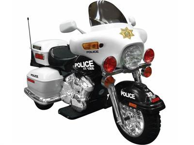 Patrol H. Police 12v Motorcycle