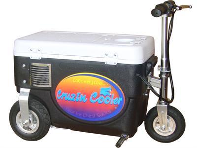 Cooler Scooter 300w Black