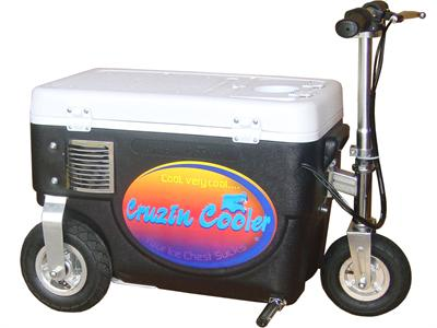Cooler Scooter 500w Black
