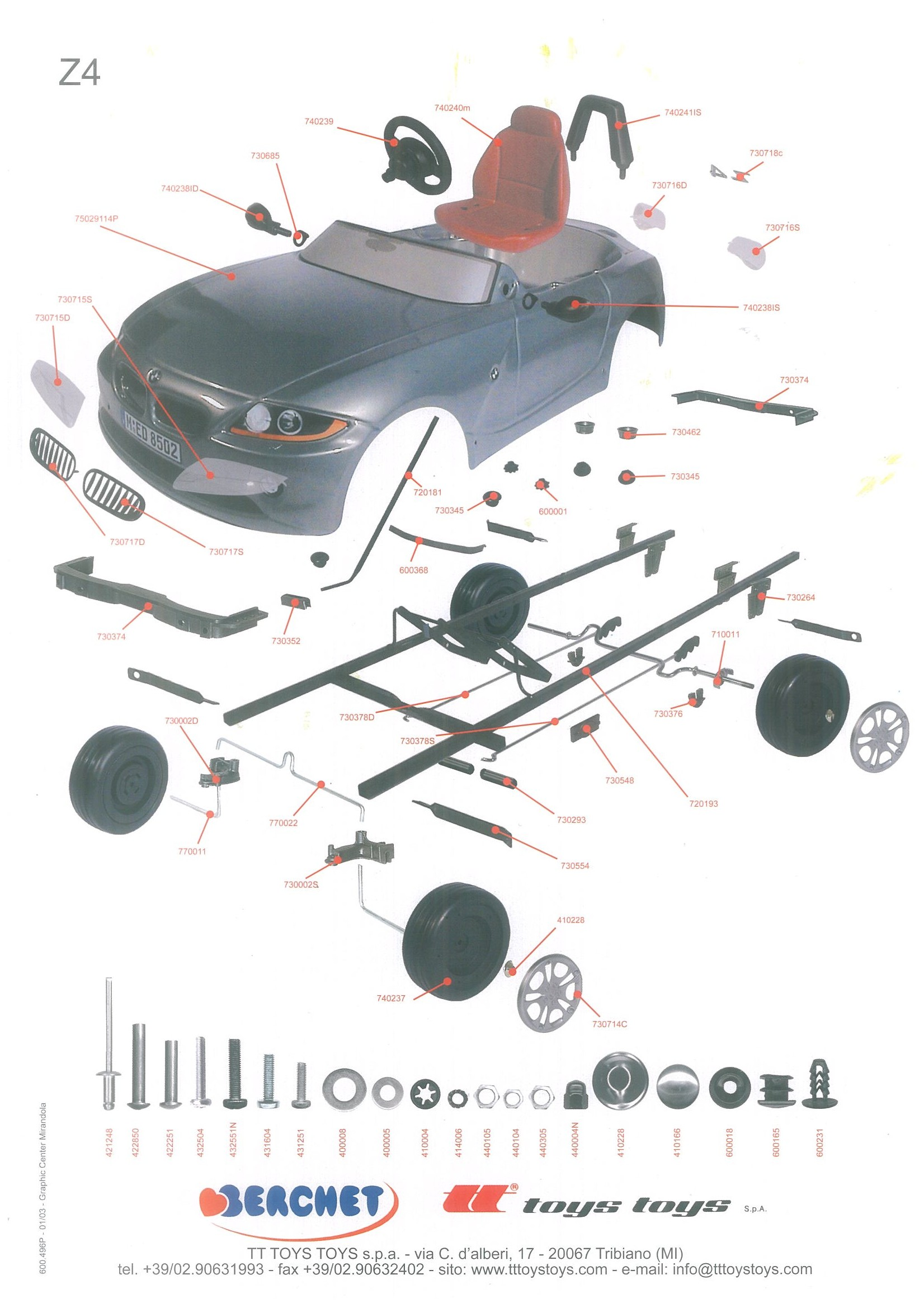 Manuals Bmw Wiring Diagrams Z4 Roadster Pedal Tt 622204 Download