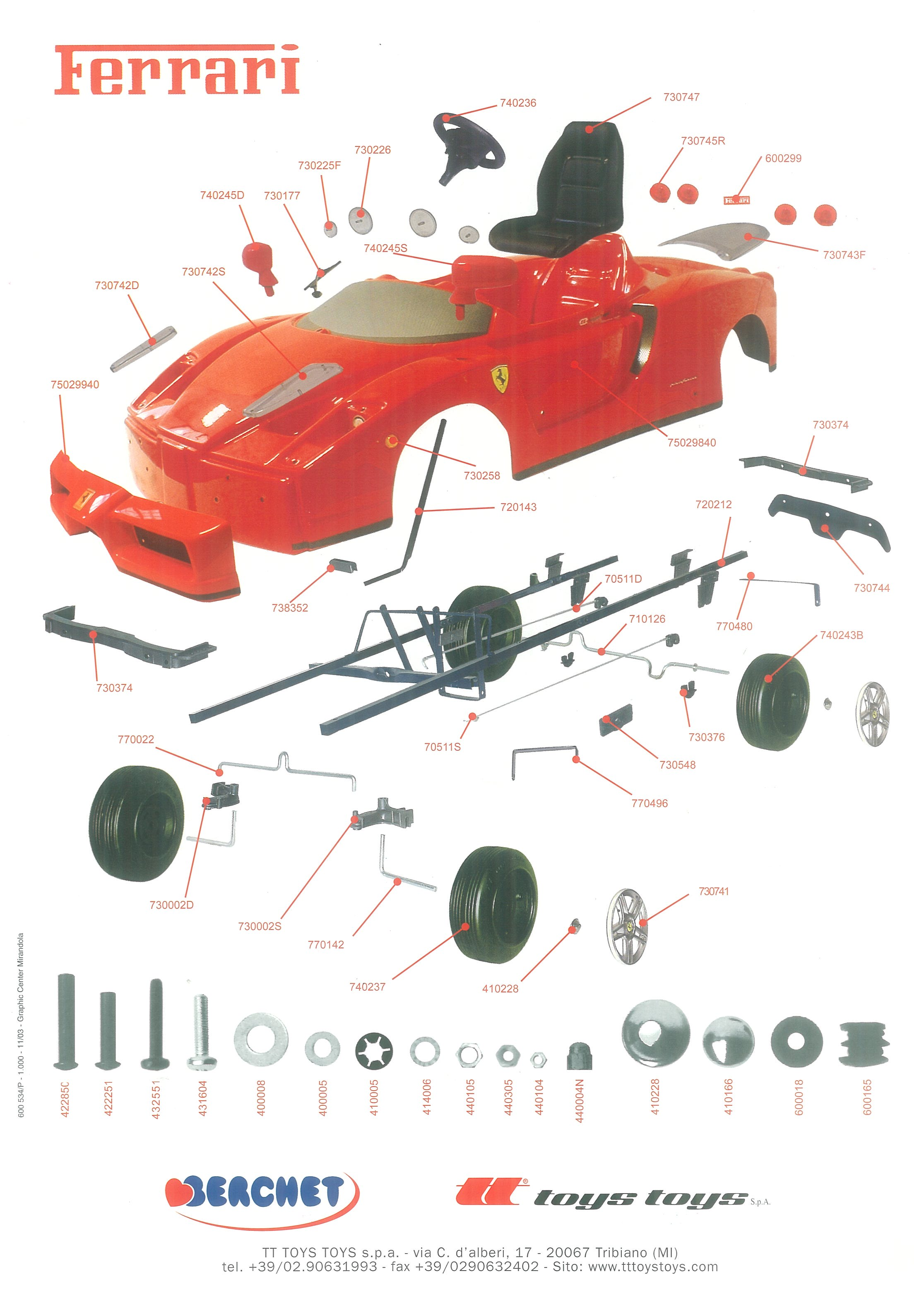 Manuals Ferrari Formula 1 Engine Diagram Enzo Pedal Tt 622234 Download