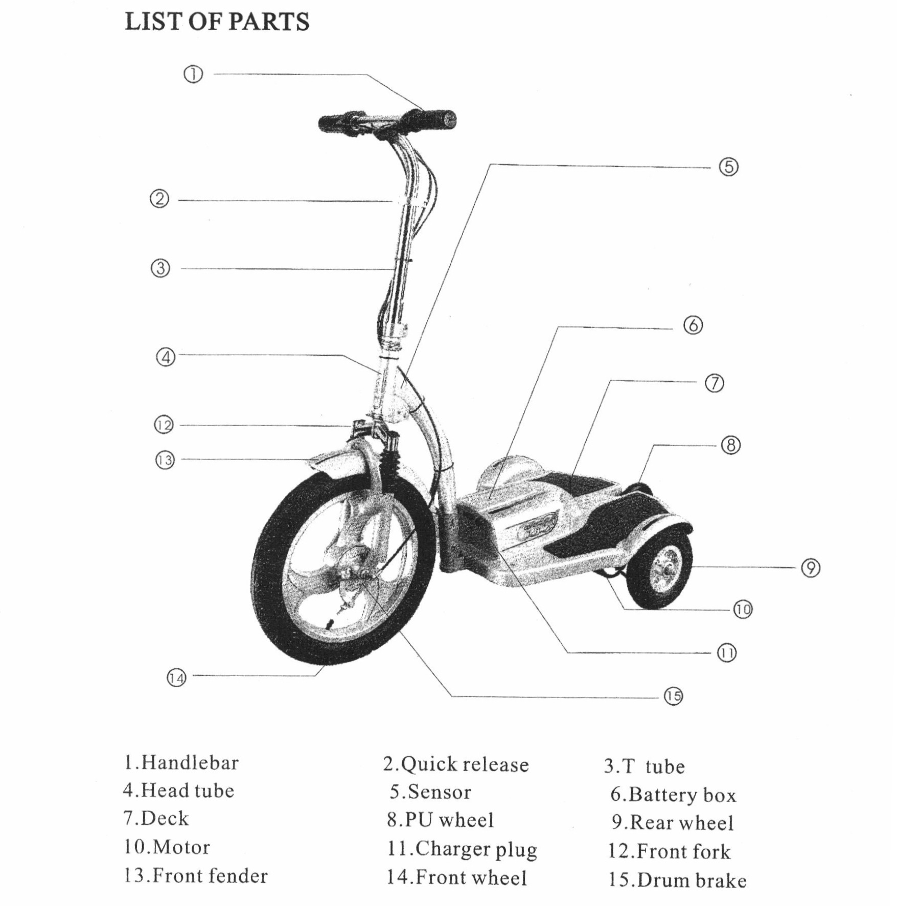 mini chopper scooter wire diagrams manuals  manuals